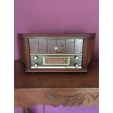 Radio Antiguo Marca Magnavox Año 1962 Funcionando
