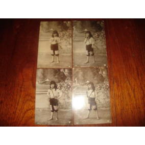 Cartões Postais Antigos - 1908 - R$ 80,00