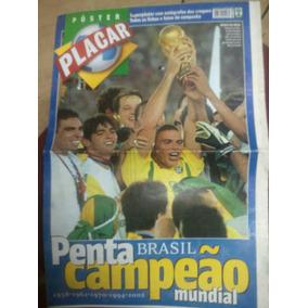 Poster Placar Do Penta