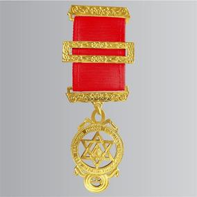 Comenda Oficiais Companheiro Arco Real - Maçonaria