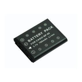 Bateria P/ Casio Exilim Ex-g1 H5 S5 S6 S7 S8 Z1 Z2 Z16 Z115