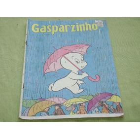 Gibi Revista Gasparzinho - N.4 - Ano V - Abril 1967