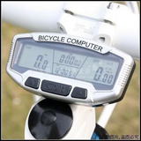 Velocímetro / Ciclocomputador Tela Lcd Para Bikes Bicicleta