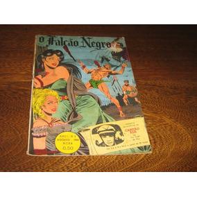 O Falcão Negro Nova Série Ano 1 Nº 2 Ed.garimar Agosto/1968