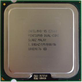 Intel Dual Core E2160 1.80ghz/ 1m/ 800