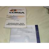 Manual Do Proprietario Corsa Original