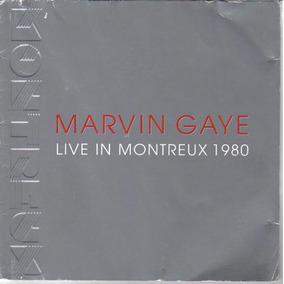 Marvin Gaye Live In Montreaux 1980 Cd Duplo