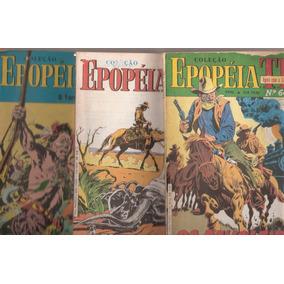 *ock*diversos Epopeia Tri- Ebal- Nº 9-64-70