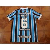 Camisa Do Gremio Tamanho 6 no Mercado Livre Brasil 61a28462f92b4
