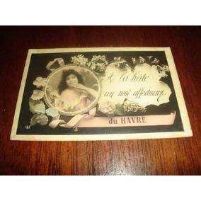 Cartão Postal - Antigo