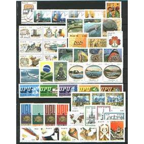 1979 - Completo Em Comemorativos- 50 Selos..