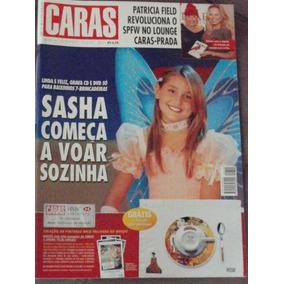 # Caras No. 712 Junho 2007 Sasha Capa - Xuxa