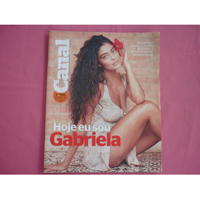 Revista Canal Extra - Juliana Paes