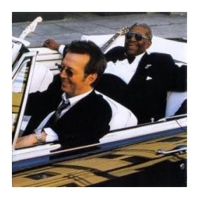 B.b. King & Eric Clapton - Riding With The King. (lacrado)