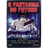 Dvd O Fantasma Do Futuro - Com Encarte - Impecável - Raro