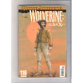 Revistas Wolverine Ilha X - Número 14 - 7 Reais - 116 Página