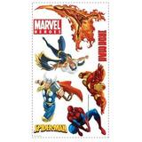 Adesivos Grande Parede Cartela Nº 2 Marvel Thor Tempestade