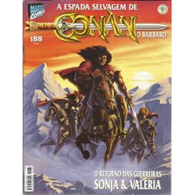 154 Revista Hqs 1993- Rvt- A Espada Selvagem De Conan- 188