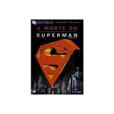 Dvd A Morte Do Superman.