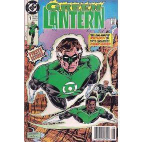 Green Lantern Nº 1 - Gerard Jones - Dc Comics - 1990