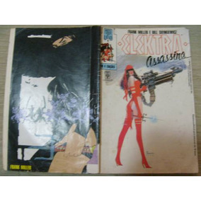Gibi Elektra Assassina Nº 1 - 1986 - Abril
