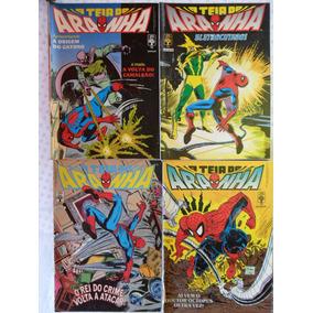 A Teia Do Aranha! Ed. Abril 1989! R$ 15,00 Cada!