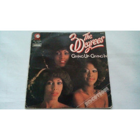 Compacto - The Three Degrees - Giving Up, Giving In - 1979
