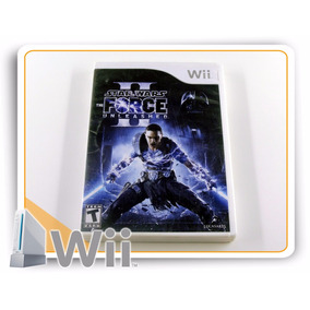 Wii Star Wars The Force Unleashed 2 Original Nintendo Wii