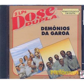 Demônios Da Garoa - Dose Dupla Cd 2 Em 1 Remaster