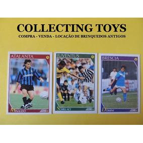 Cards De Futebol Italiano-schillaci- Minaudo- Domini- (j 88)