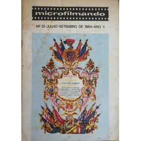 Revista Microfilmando ¿ Nº 13 - Julho/setembro 1964 ¿ Ano 4