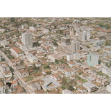 Laj-4568- Postal Lages, S C- Vista Aerea Do Centro