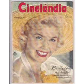 Revista Cinelândia Nº 50 - Dezembro De 1954