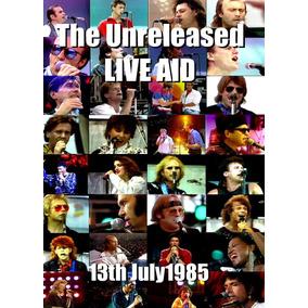 Coleção Live Aid 1985 4 Dvds