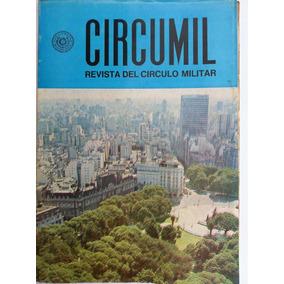 Circumil Revista Circulo Militar - Memorabilia -revista 1969