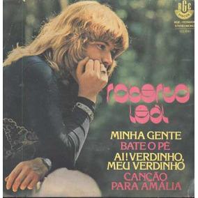 Roberto Leal Compacto De Vinil Minha Gente 1976