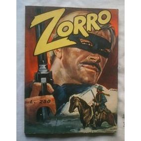 Zorro Nº2 - Em Italiano - 1971 - Bom Estado Raro!!!