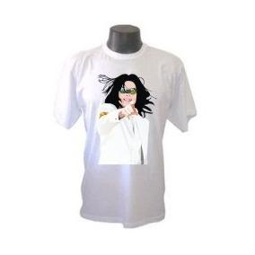 0f24682389 Camisetas Engraçadas Michael Jackson 5 1006 - Camisetas Manga Curta ...