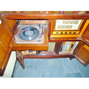 Rádio Vitrola Antiga