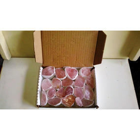Caixa De Quartzo Rosa