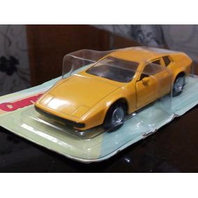 Carrinho Miniatura Carros Nacionais Miura Ano 1990