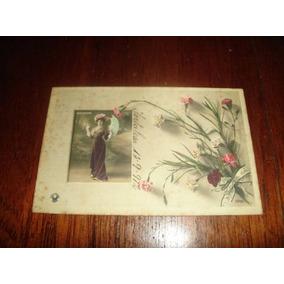 Cartão Postal Antigo - 1912