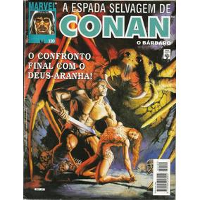 121 Revista Hqs 1995- Rvt- A Espada Selvagem De Conan- 120