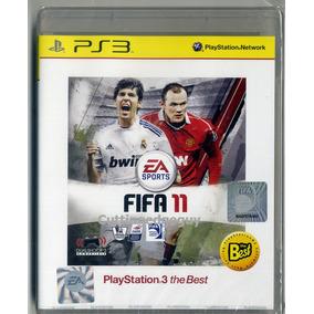 Jogo Semi Novo Fifa Soccer 11 Para Playstation 3 Impecável