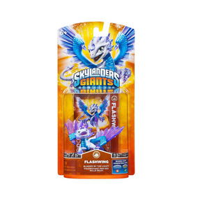 Boneco Skylanders Giants Terra Flashwing Ps3 Wii Xbox 360