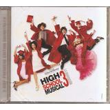High School Musical 3 -- Cd + Dvd Nuevo - Un Tesoro Músical