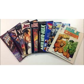 Graphic Marvel Ed Abril (1990 A 1991) Nº1 Ao Nº9 - Hq