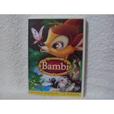 Dvd Duplo Bambi- Edição Especial