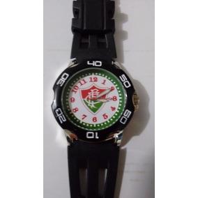 3fd01204ad8 Relogio De Pulso Fluminense Time - Relógios De Pulso no Mercado ...
