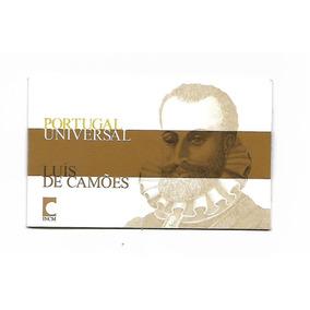 Moeda De Ouro - Portugal - Luis De Camões - 1,56g - 1/4euro